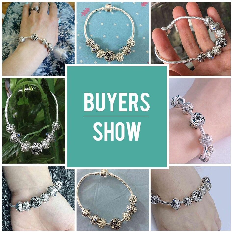 b013e1c48d74 CSJA de piedra de Gema Natural brazaletes línea Rodonita amor corazón de  curación pulseras de perlas