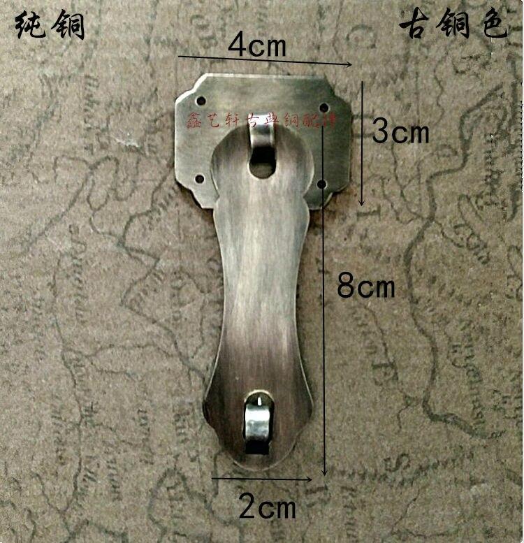 Задвижки для мебели из Китая