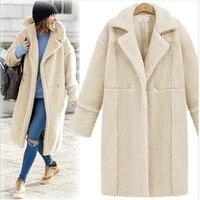 Female Cashmere Winter Coat Blends Casaco Feminino Woolen Women Long Winter Coats Manteau Femme Female Autumn Wc81226