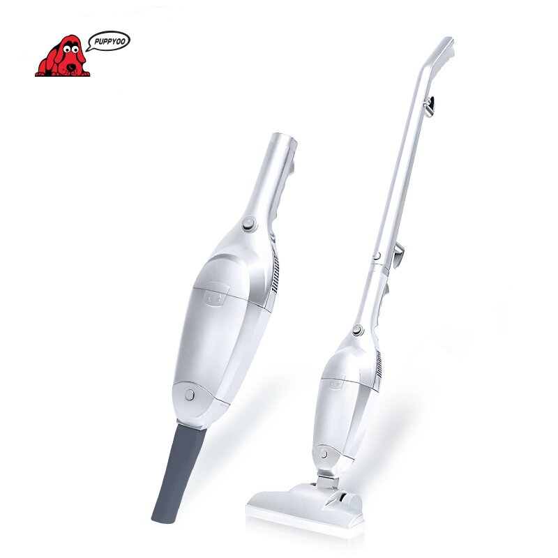 PUPPYOO Low Noise Mini Home Rod Vacuum Cleaner Portable Dust Collector Home Aspirator Handheld Vacuum Catcher WP3001 цена