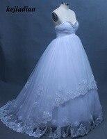 Robe De Mariage Üst Dantel Çiçekler Hamile Gelinlik Hamile kadınlar Gelin Kıyafeti Vestido De Noiva vestido de noiva longo