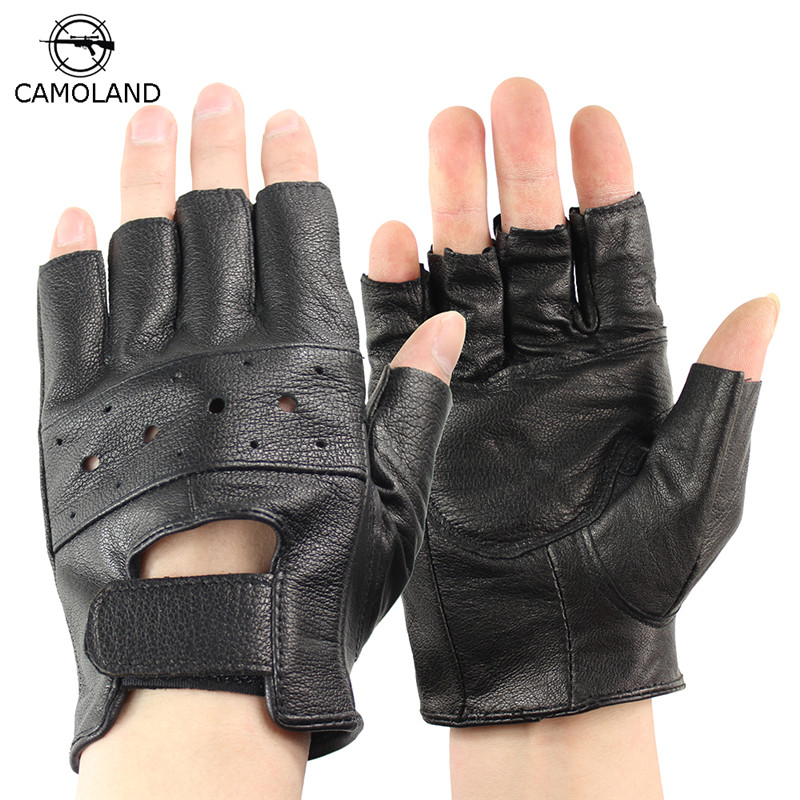 Army Tactical Gloves Military Special Forces Outdoor Half guantes