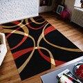 Современные 3D геометрические скандинавский принт ковры для гостиной спальни коврик прикроватный одеяло для кабинета мягкий ковер домашни...