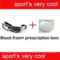 Crianças Prescrição Óptica Óculos de Segurança Em Policarbonato Para O Futebol/Jogadores de Futebol Proteger O Olho ferido