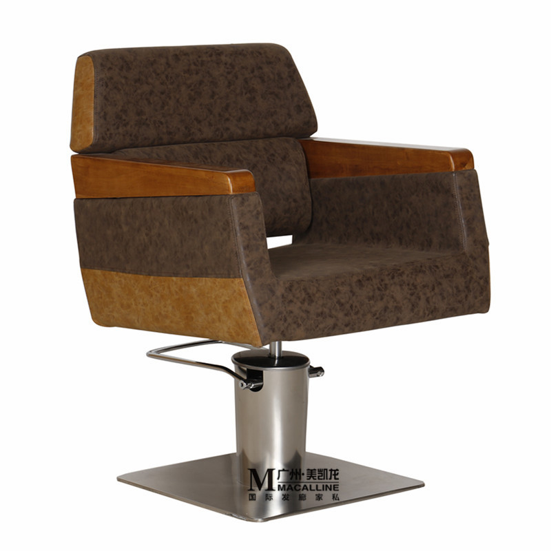 Factory Direct Sale Haircut Chair ` European-style Haircut Hairdressing Chair ` ` Upscale Hairdressing Chair ` Barbershop