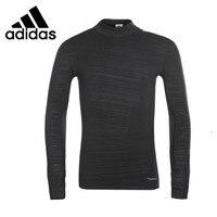 Original de la Nueva Llegada 2017 Adidas TF TEE LS CW MK hombres Camisetas de manga Larga de Ropa Deportiva