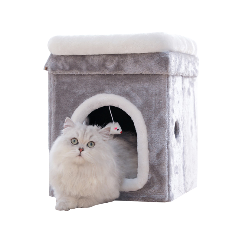 Cat Play Furniture Scratchers House Scratching Post Protecting Grinding Claws Cats Scratcher Toy
