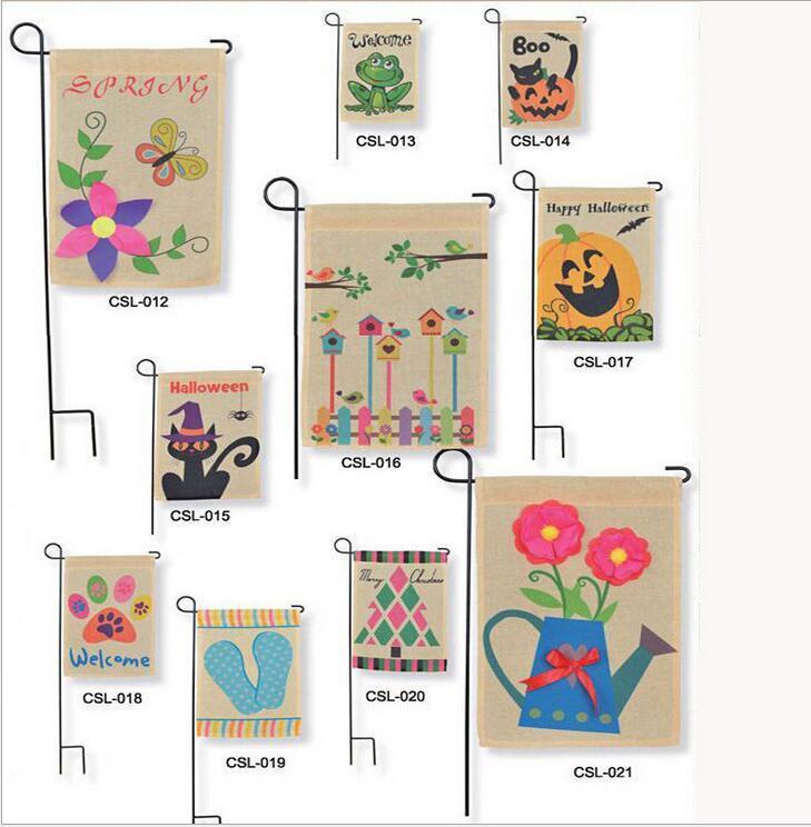 Popular Garden Flags Buy Cheap Garden Flags lots from China Garden