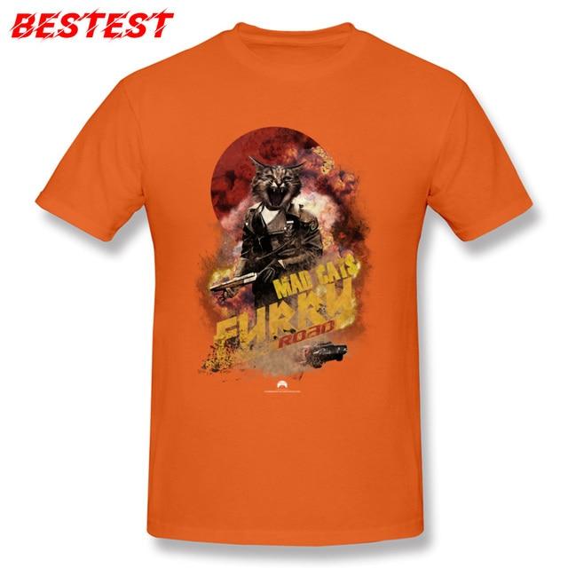 Koszule męskie szalony T shirt 3D Tshirt markowe ubrania  eqHob