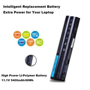 6cell Laptop Battery for Dell 8858X Latitude E5420 E5430 E6420 E6520 E5530 M5Y0X HCJWT T54FJ 911MD 4YRJH PRRRF KJ321