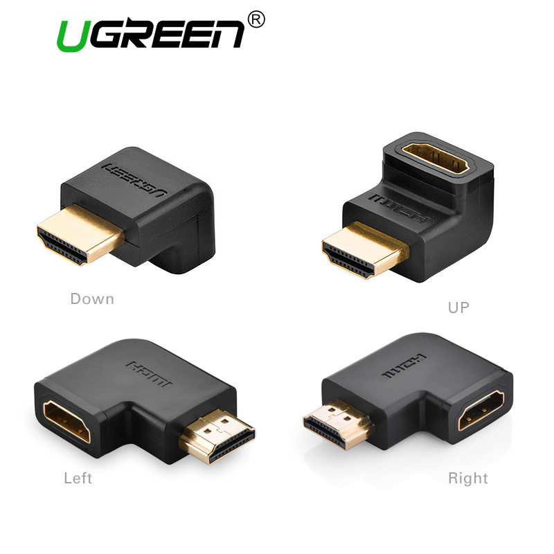 UGREEN HDMI Connector Male To HDMI Female Adapter 4K