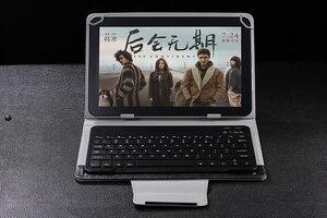 Image 2 - Universale senza fili di bluetooth Tastiera Per 9 9.7 10 10.1 pollici Android Finestre tablet pc, cassa della tastiera per 9.7 10 tablet da 10.1 pollici