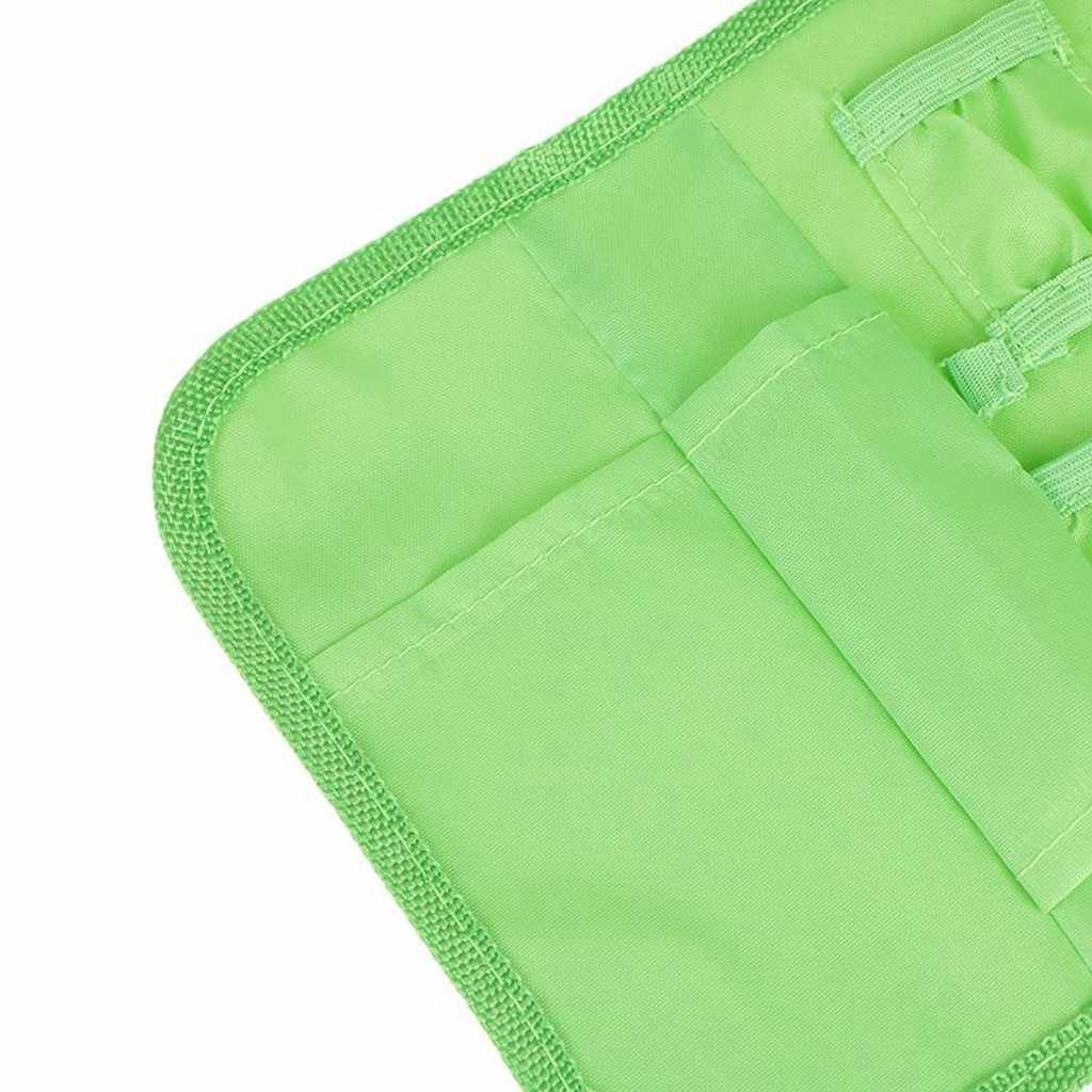 Diabetic Organizer Medical Cooler  Ice Packs Temperature Cooler Cosmetic Zipper Storage Pouch kit Case Accessories Supplies new