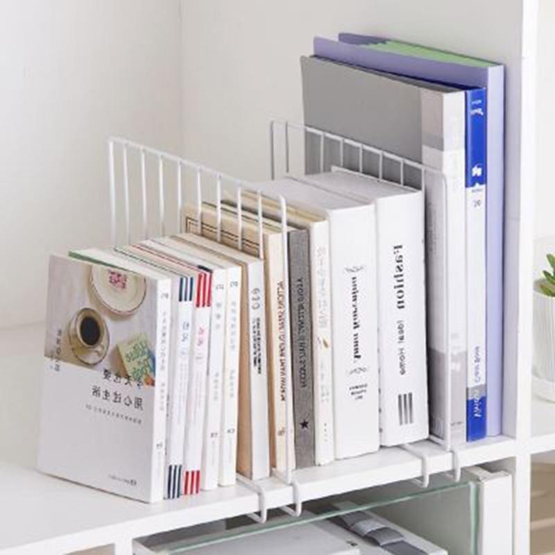 Closet Shelf Dividers Clothing Organizer Rack Wardrobe Division Board Clapboard