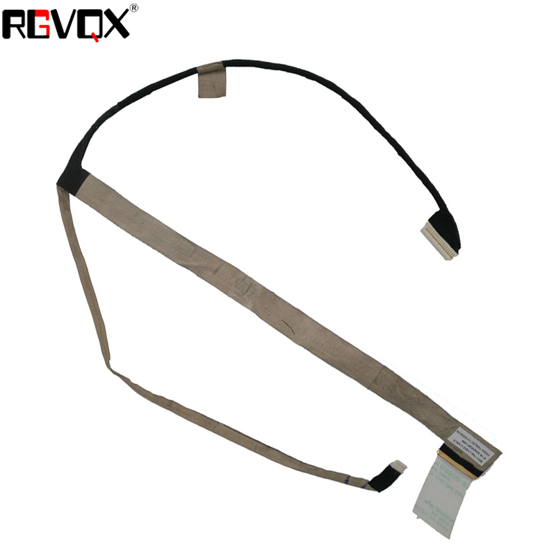 New Original LCD LED Video Flex For MSI GE70 MS1756 MS-1756 PN:K19-3040026-H39 Replacement Notebook LCD LVDS CABLE computador cooling fan replacement for msi twin frozr ii r7770 hd 7770 n460 n560 gtx graphics video card fans pld08010s12hh