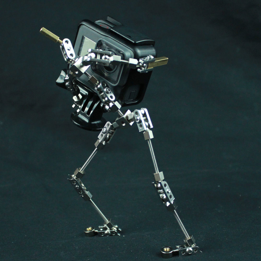 CINESPARK High quality steel NOT-READY-MADE DIY animation armature kit for Stop Motion Character 27cm