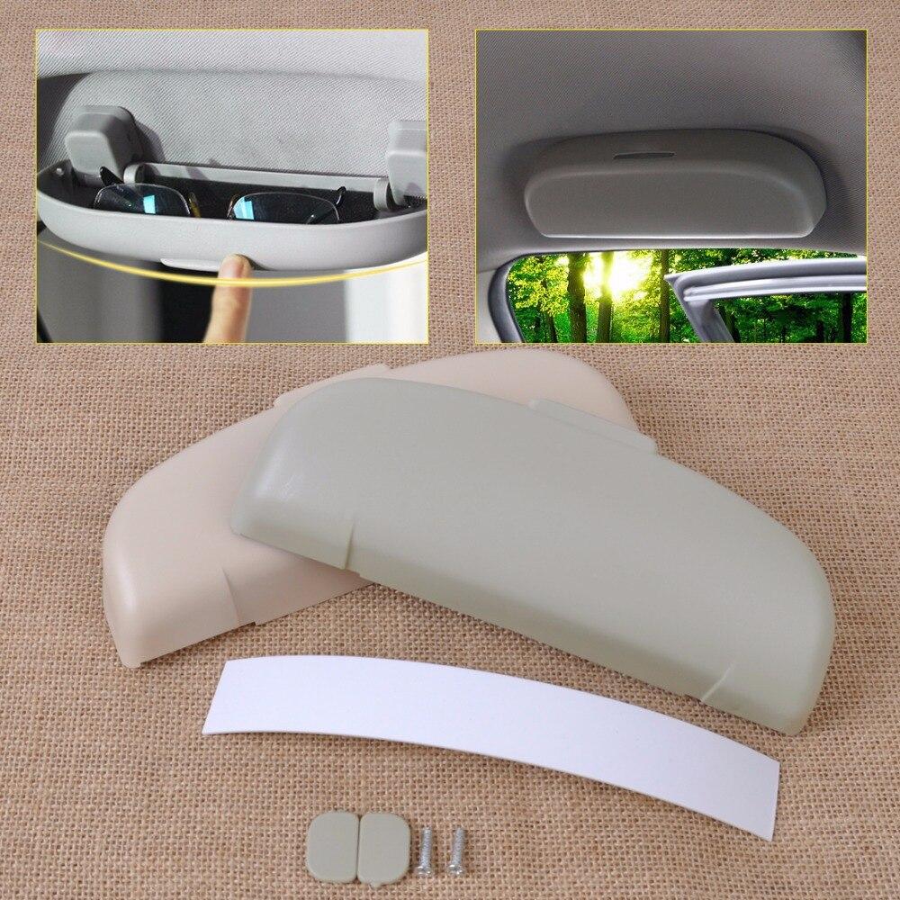 Auto accessories 1pc new car sunglasses holder glasses for 1 1 2 box auto