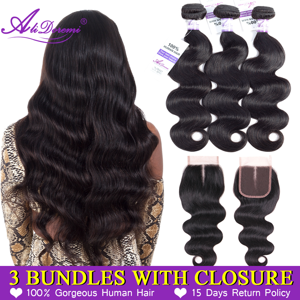 Honest Zzy Fashion Hair 4 Pcs Body Wave Human Hair Peruvian Hair Weave Bundles Non Remy Hair Hair Extensions & Wigs 3/4 Bundles