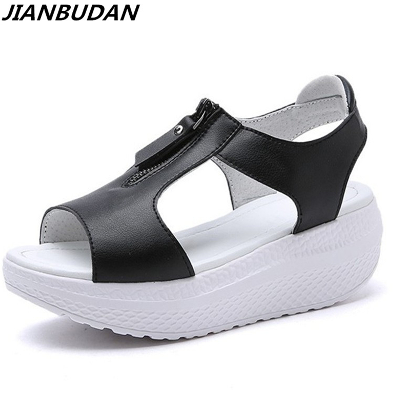 Non-slip wedge-shaped toe female sandals 2017 summer new waterproof female swing shoes leisure breathable outdoor sandals pink vietnam sandals flats female summer outdoor leisure shoes