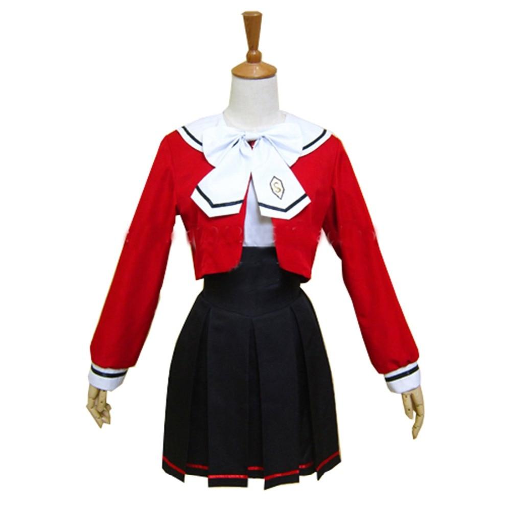 2017 Magic Knight Rayearth Hikaru Shidou uniform Cosplay Costume