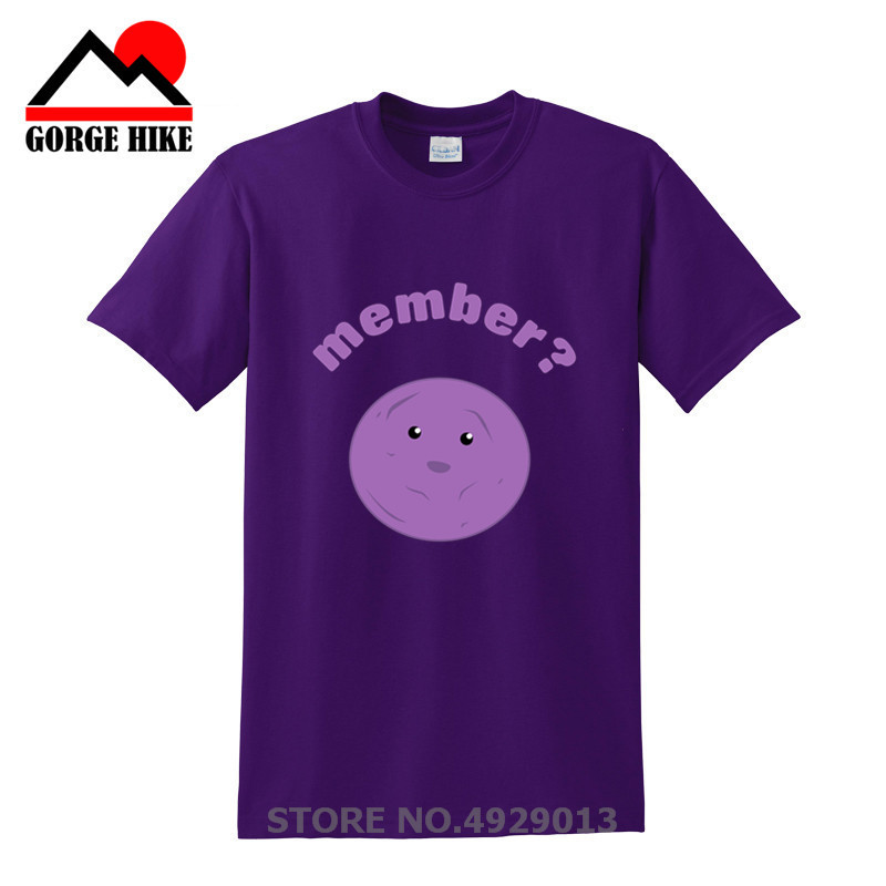 Kwaii New Member Berries T-Shirt Funny South of the Park Men's Brand Clothing Top Tee Shirt Leisure T Shirt For Fathers Day Gift image