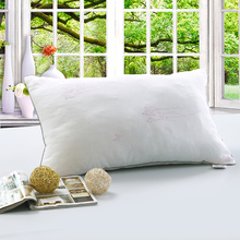 Yu Jie Yuan textile silk cotton printing comfortable health pillow sleep health care pillow single genuine special offer