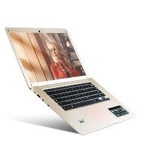 14inch Ultraslim 8GB RAM 120GB SSD Windows 7 10 System Intel Quad Core With Russian Keyboard