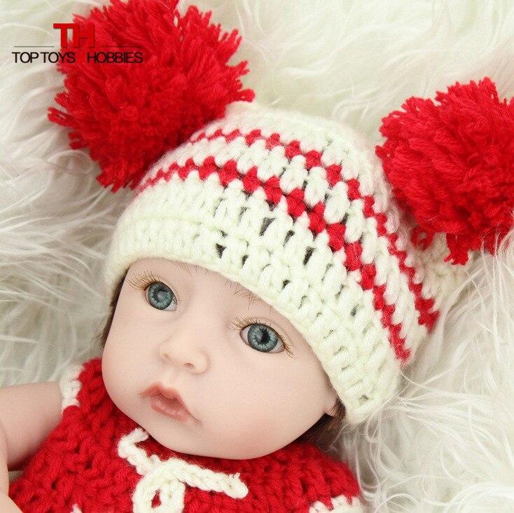 Magnifique personnalisé minnie comme bébé mannequin clip pour reborn poupées cadeau idéal