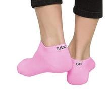 Мужские носки, невидимые, FXXX, белые, дышащие, хлопковые, вечерние, унисекс, с надписями, крутые, низкие, забавные, одноцветные, soks No show, мужские носки
