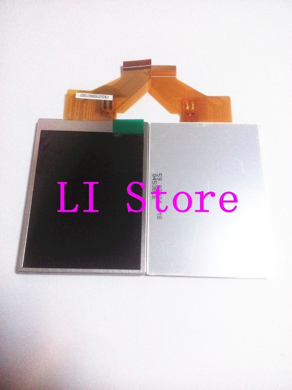 New LCD Display Screen For Sony CyberShot DSC S1900 DSC S2000 S1900 S2000 Camera Replacement with