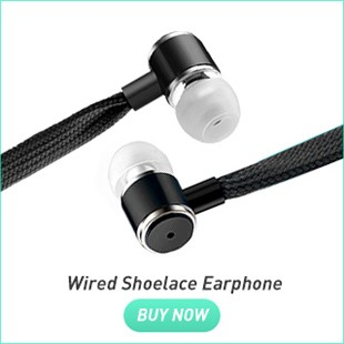 32798910380-Wired Shoelace Earphone