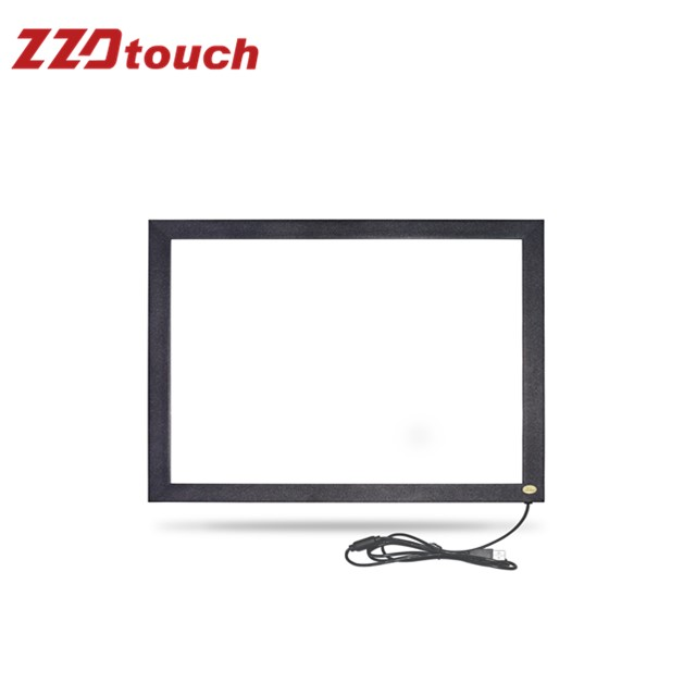 15 6 Inch Infrared Multi Touch Panel touch screen kit ir touch frame for monitor LED