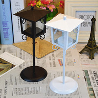 Metal Moroccan Style Candlestick Candle Holder Candle Stand Light