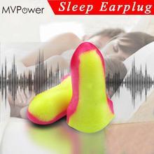 MVPower 10-Pairs Earplugs Soft Foam Plugs Howard Leight Laser Lite NRR32 Snore Sleep Ear Protector NEW LL-1
