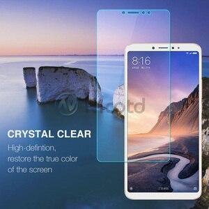 Image 2 - Закаленное стекло Nicotd для Xiaomi Mi MAX 3, защита экрана 9H 2.5D, Защитное стекло для телефона Xiaomi Mi MAX 2 1, пленка mimax
