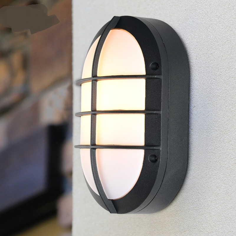 Warm European style outdoor Wall Lamps dustproof waterproof bathroom kitchen corridor balcony lighting LU823392 2016 new european style full copper wall lamp hallway balcony corridor lighting