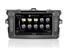 For Toyota Corolla E140 E150 2007~2012 – Car GPS Navigation System + Radio TV DVD iPod BT 3G WIFI HD Screen Multimedia System