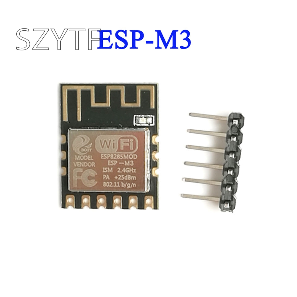 ESP8285 WiFi Module ESP-M3 Serial Wireless Transparent Transmission Control Module Is Fully Compatible With ESP8266