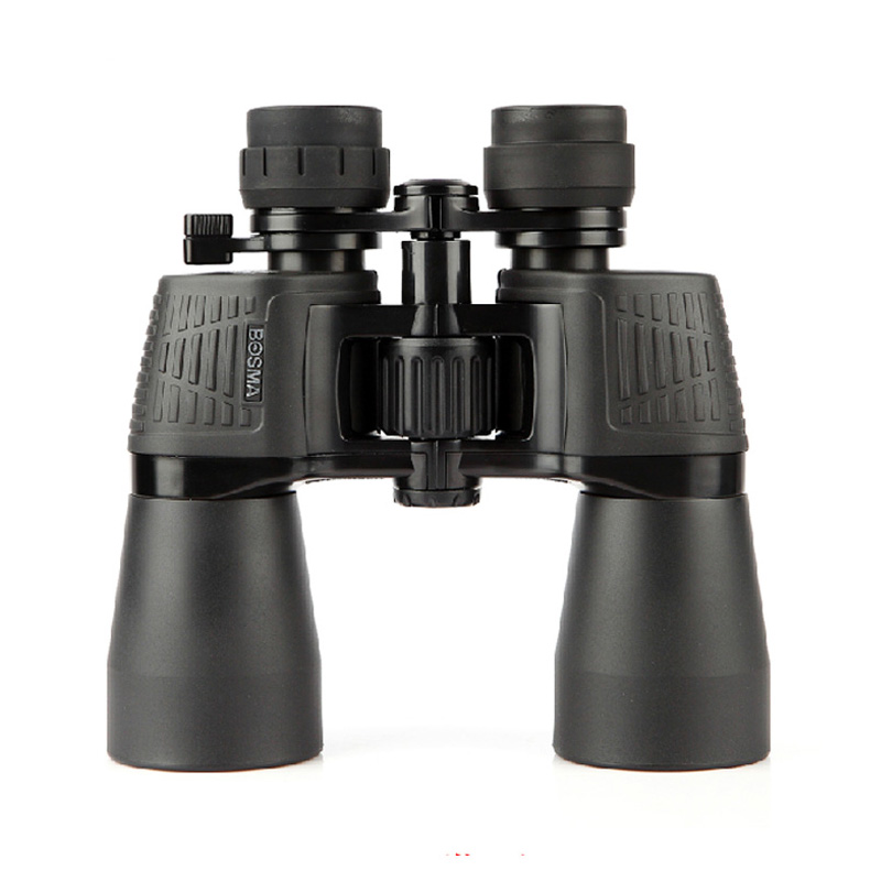 BOSMA hunter ii second generation binoculars zoom high-magnification high-definition wide-angle eyepiece 2018 new 10 120x80 high magnification long range zoom hunting telescope wide angle professional binoculars high definition xnc