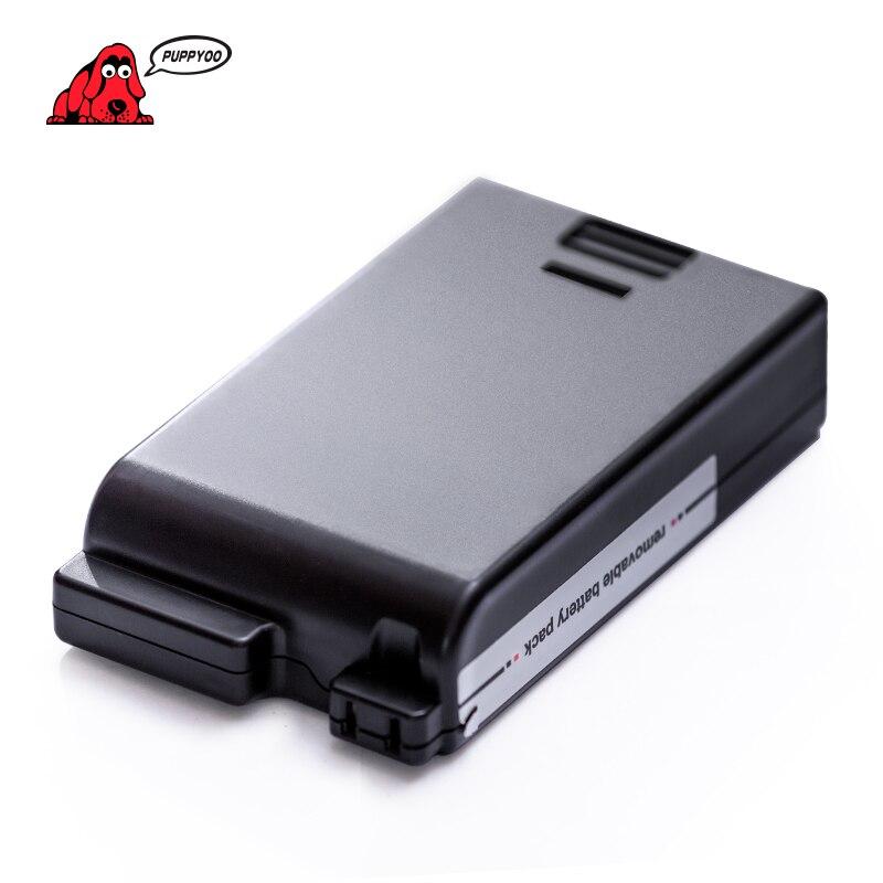 Batterie de PUPPYOO aspirateur WP536 de LA