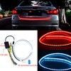 120CM LED Car Truck Tailgate Light Bar Car Styling Red And Blue 12V LED Running Brake