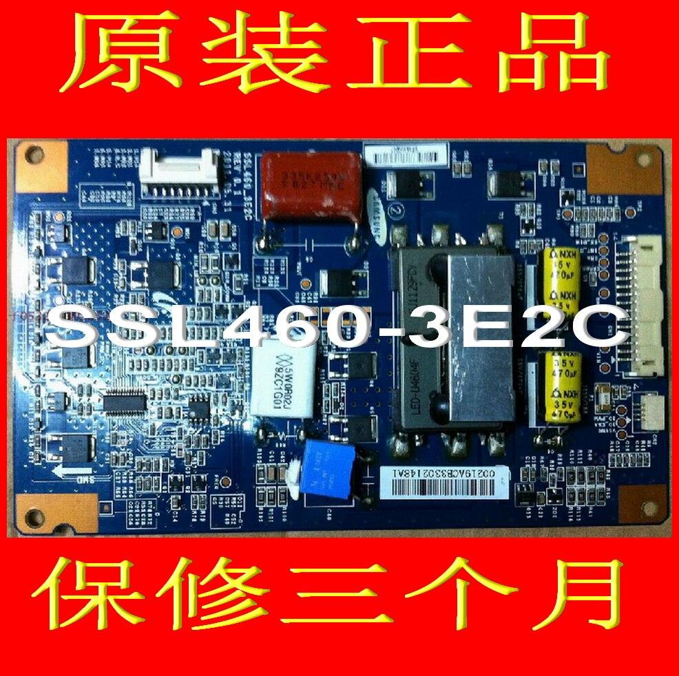 FOR Konka LED46X8000D constant Edition SSL460-3E2C REV0.1 is used original konka lc40gs60dc kip l200i12c1 01 35014948 rev 00
