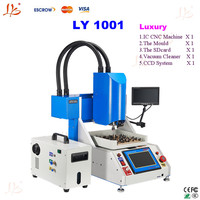Luxury Pack LY 1001 Automatic Iphone Ic Remove Router Cnc Milling Machine For IPhone Main Board