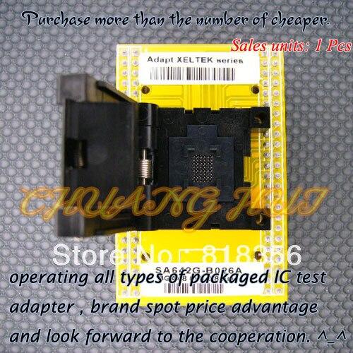 SA642G-B026A Programmer Adapter Adapt Xeltek Series Programmer BGA48-DIP48 6mmx8mm Pitch:0.8mm