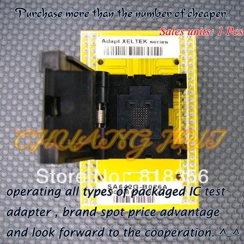SA642G-B026A Xeltek Программист Адаптер Адаптироваться серии Программист BGA48-DIP48 6 мм х 8 мм Шаг: 0.8 мм