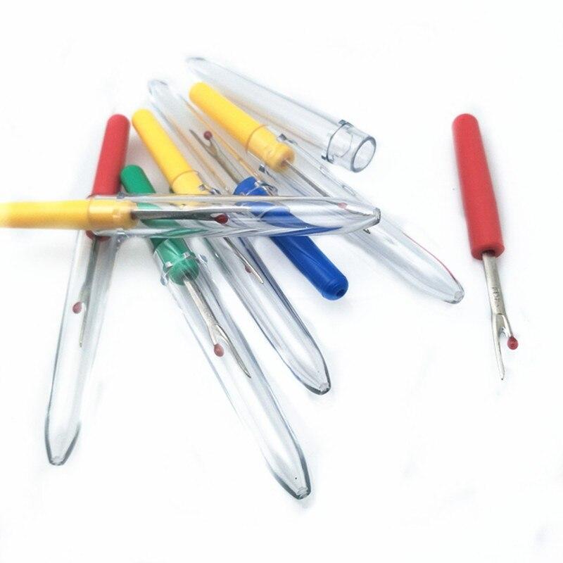 Острые швы швейный инструмент безопасная пластиковая ручка ремесло резец резьбы распарыватель вышивки крестом 5BB5626