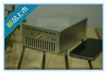 Новый 50w uhf400 470mhz ham радио усилитель внутренней связи