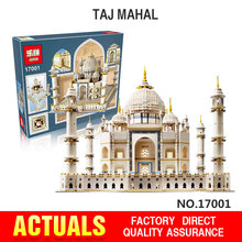 Nouveau LEPIN 17001 5952 pcs Le Tai Mahal Modèle Kits de Construction Brique Jouets Compatible 10189 Cadeau