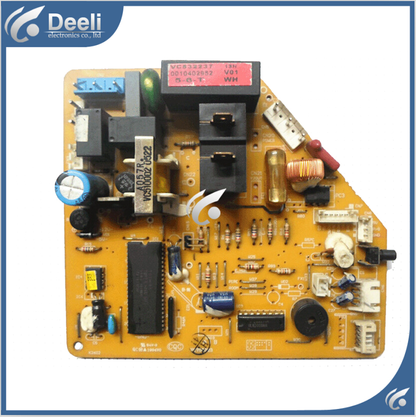 95% new good working for Haier Air conditioning computer board KFR-25GW/Z1 KFR-23GW/Z 0010402952 circuit board 95% new for haier air conditioning computer board circuit board kfr 25g 2 f 001a3300215 good working