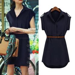 Profesjonalna Sukienka kobiety odzież robocza Ete szata Femme 2019 Kleid koreański biurowe nosić sukienki Sukienka damska z pas skrzydła Sukienka 2